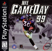 Complete NFL Game Day 99 Game - PS1 Game