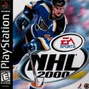 Complete NHL 2000 - PS1 Game