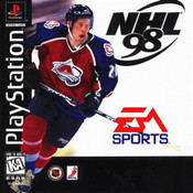 Complete NHL 98 - PS1 Game
