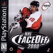 Complete NHL FACEOFF 2000 - PS1 Game