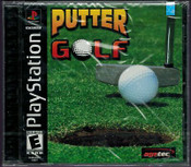 Complete Putter Golf - PS1 Game