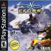 Complete Sno-Cross Championship Racing - PS1 Game