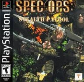 Complete Spec Ops:Stealth Patrol - PS1 Game
