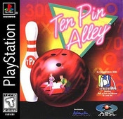 Ten Pin Alley Bowling - PS1 Game