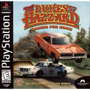 Complete The Dukes of Hazzard - PS1 Game