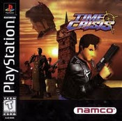 Complete Time Crisis - PS1 Game