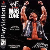Complete WWF War Zone - PS1 Game