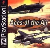 Aces of the Air - PS1 Game