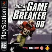 NCAA Game Breaker 98 - PS1 Game