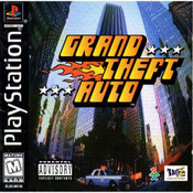 Complete Grand Theft Auto - PS1 Game