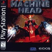 Complete Machine Head - PS1 Game