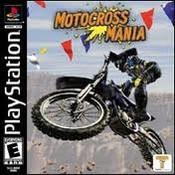 Motocross Mania - PS1 Game