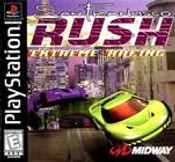 Complete San Francisco Rush Extreme Racing - PS1 Game