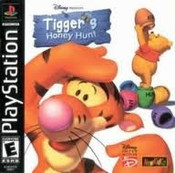 Complete Tigger's Honey Hunt - PS1 Game