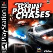 World's Scariest Police Chases - PS1 Game