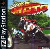 XS Moto - PS1 Game
