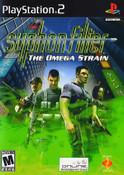 Syphon Filter Omega Strain - PS2 Game