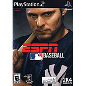 ESPN MLB Baseball - PS2 Game