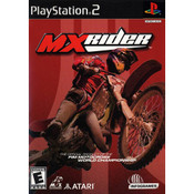 MX Rider- PS2 Game