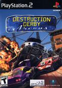 Destruction Derby Arenas - PS2 Game