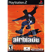 Airblade - PS2 Game