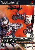 MX 2002 Ricky Carmichael - PS2 Game