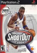 NBA Shootout 2004 - PS2 Game