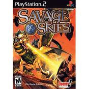 Savage Skies - PS2 Game