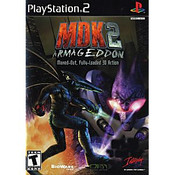 MDK2 Armageddon - PS2 Game