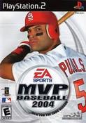 MVP Baseball 2004 - PS2 Game