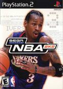 NBA 2K2 - PS2 Game