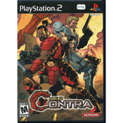 Neo Contra Video Game For Sony PS2