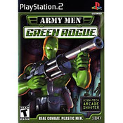 Army Men Green Rogue - PS2 Game
