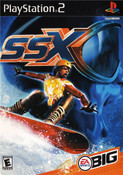 SSX Snowboarding - PS2 Game