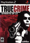 True Crime Streets Of LA - PS2 Game