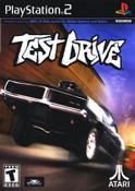 Test Drive - PS2 Game
