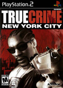 True Crime New York City - PS2 Game