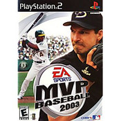 MVP Baseball 2003 - PS2 Game