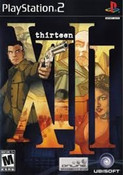 XIII Thirteen - PS2 Game