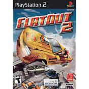 Flatout 2 - PS2 Game