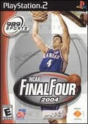 NCAA Final Four 2004 - PS2 Game