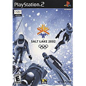 Salt Lake 2002 - PS2 Game