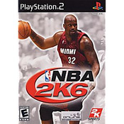 NBA 2K6 - PS2 Game