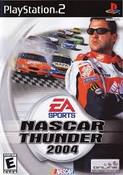 NASCAR Thunder 2004 - PS2 Game