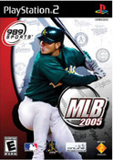 MLB 2005 - PS2 Game
