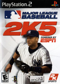 MLB 2K5 - PS2 Game