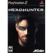 Headhunter - PS2 Game