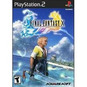 Final Fantasy X - PS2 Game