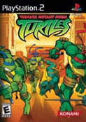 Teenage Mutant Ninja Turtles - PS2 Game