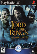 Lord Of The Rings The Two Towers - PS2 Game